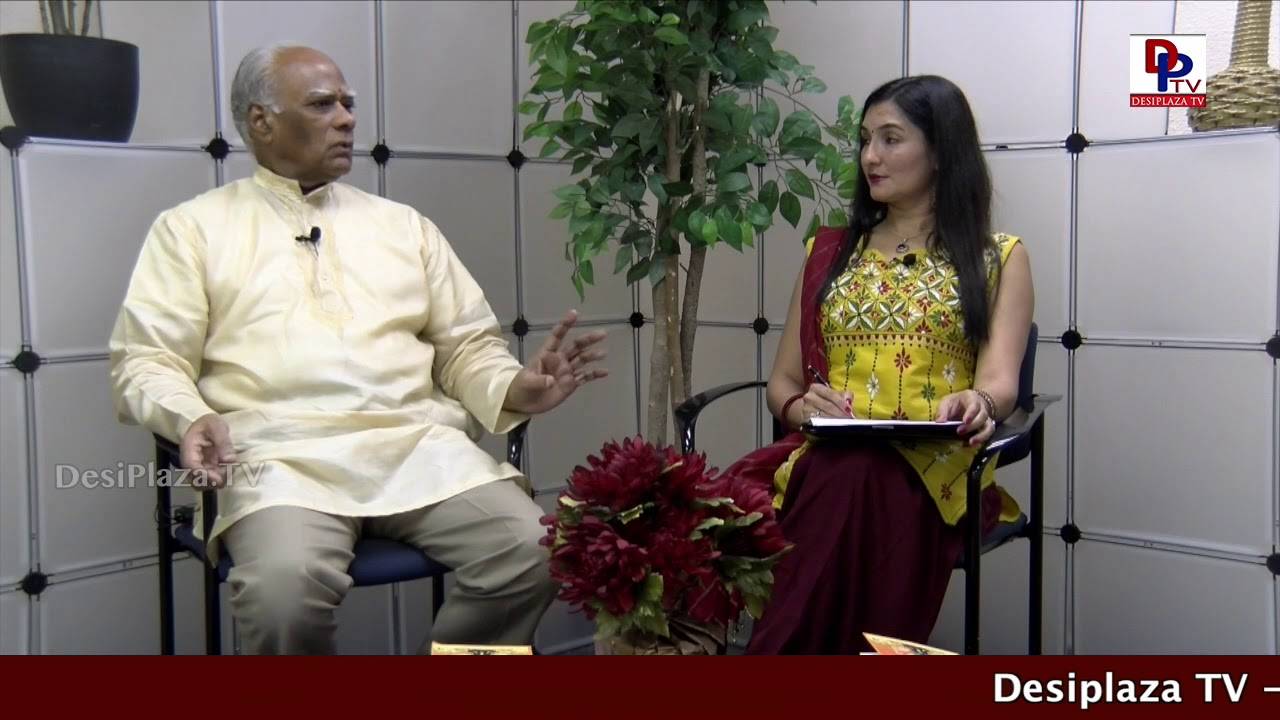 "Part2 - Dr. Prakash Rao - Interview about his book ""Reviving Hinduism """