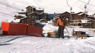 ★Карвинг Лыжи★ Урок 10 Как пользоваться лыжными подъемниками