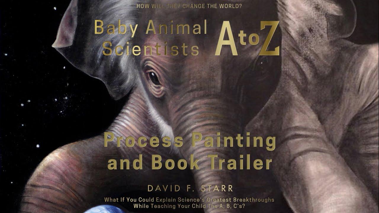Einstein the Elephant,  Baby Animal Scientists A to Z