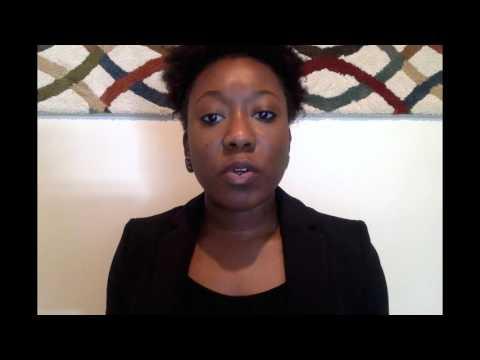 WEL Application Video 1: Parris Washington
