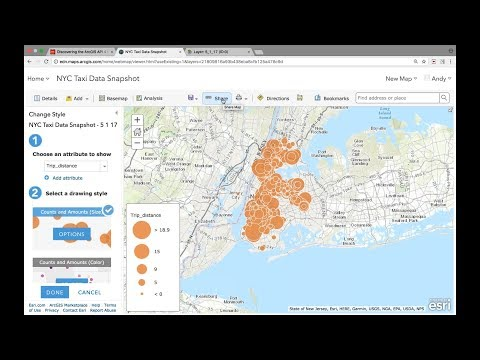 Discovering the ArcGIS API 4.x for JavaScript