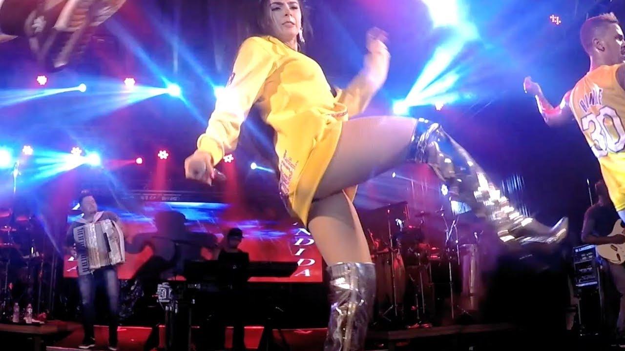 juliana bonde forro show ao vivo ta ta tum tum youtube