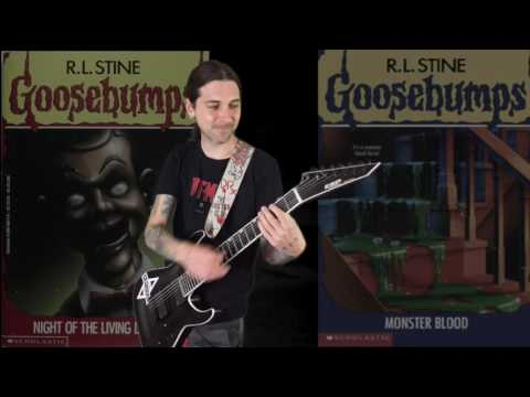 Goosebumps Meets Metal