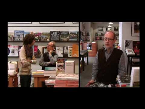Книжный магазин Карла Лагерфельда