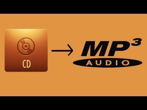 Audio CD In MP3 Konvertieren Free Studio Tutorial German/Deutsch [HD] - TutorialChannel