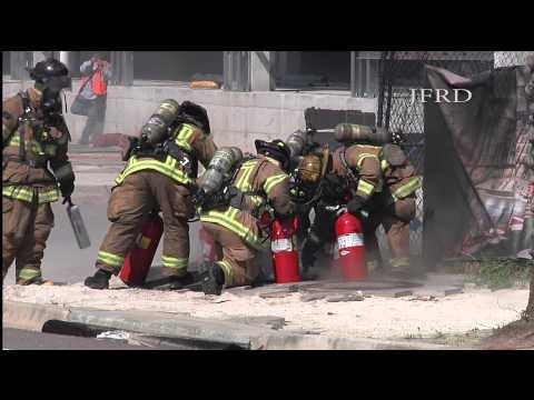 JFRD Transformer Fire