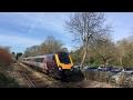 Trains & Tones @ Bradford on Avon 26/08/17 (Including XC Diverts)