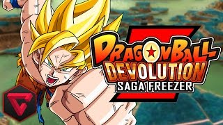 DRAGON BALL Z DEVOLUTION: SAGA FREEZER