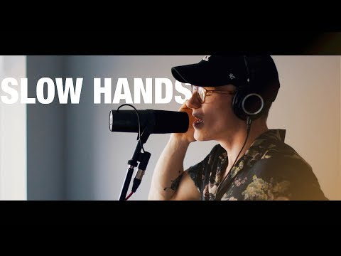 SLOW HANDS - Niall Horan (Cover by Simon James)