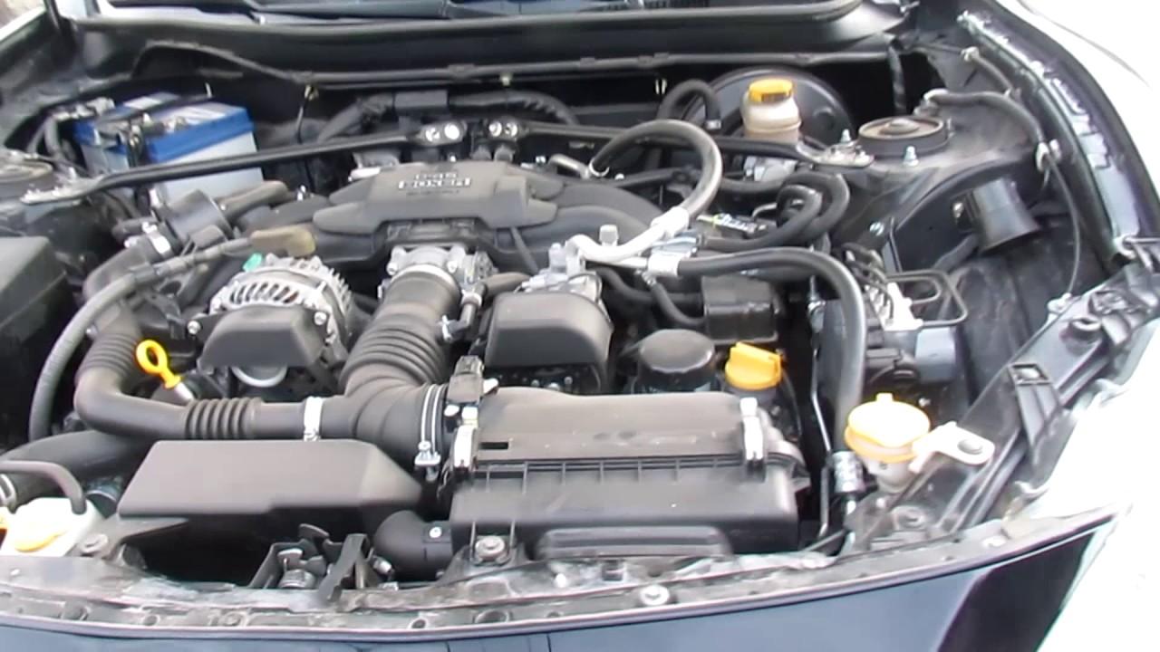 Toyota GT 86, FR-S, BRZ: замена главной пары 4.1 на 4.5;  Final drive change 4.1 to 4.5