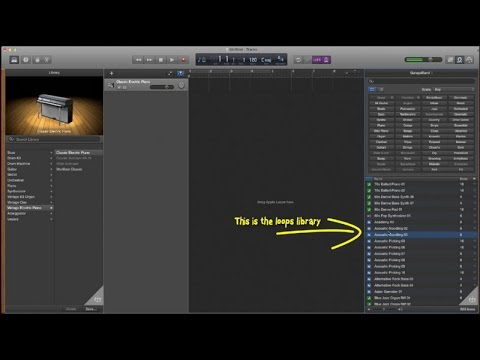 how to make music on garageband 2014