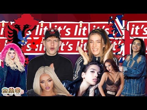 Albanian Singers Are The BEST!! UK Reacts To Albanian Music
