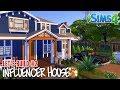 Die Sims 4 ⭐INFLUENCER HOUSE⭐ Let's Build #2 - Vorgarten Liebe