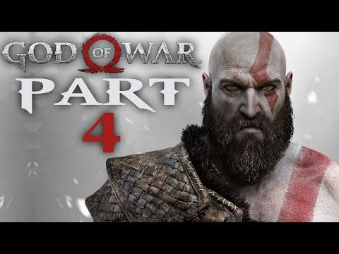 "God Of War (2018) - Let's Play - Part 4 - ""The Light Of Alfheim"""