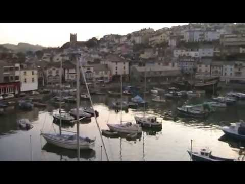 An Evening Visit to Brixham Harbour