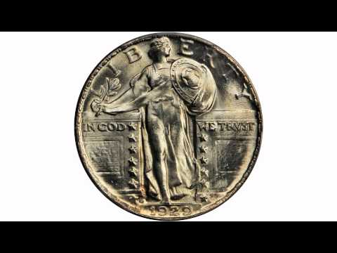 Lot 11401: 1929-D Standing Liberty Quarter. MS-66+ FH (PCGS).