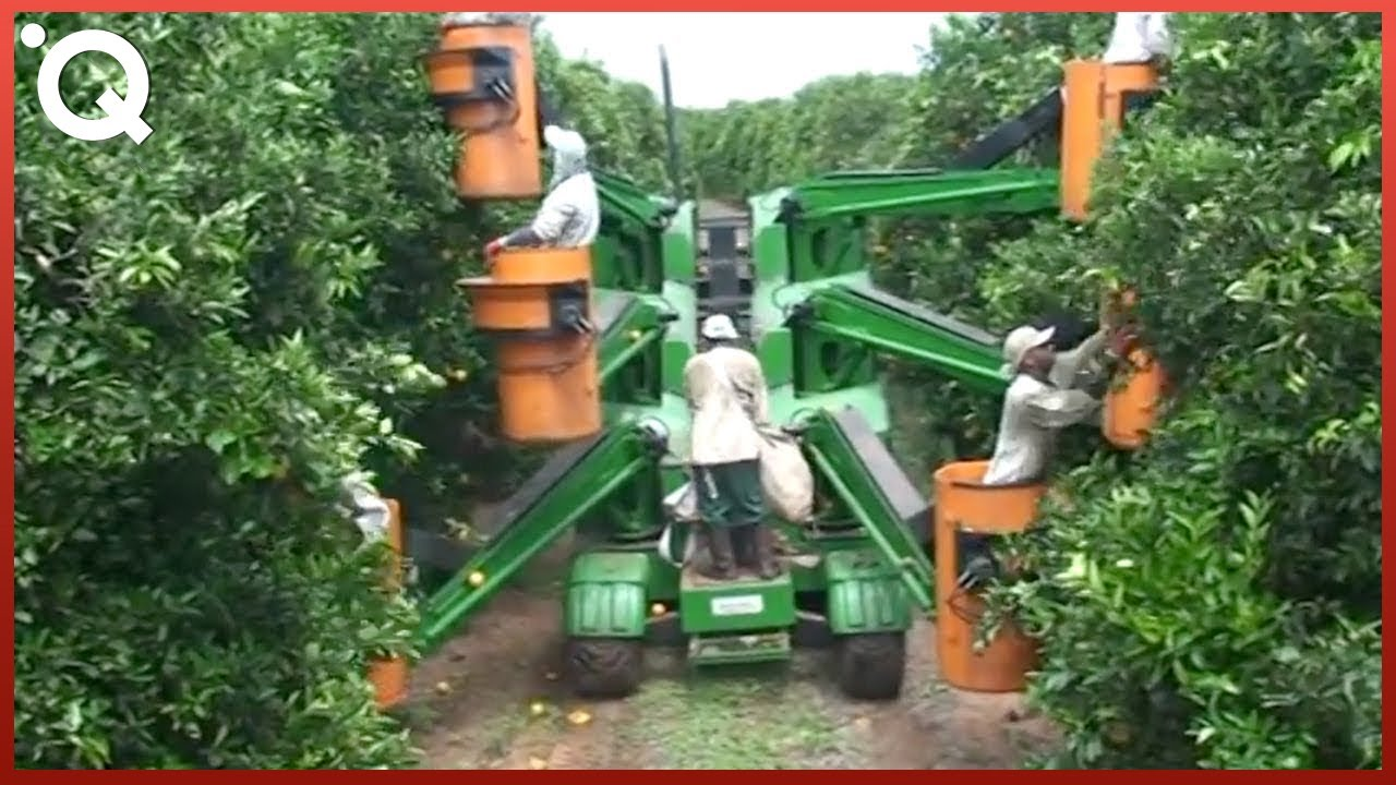 Modern Agriculture Machines That Are At Another Level