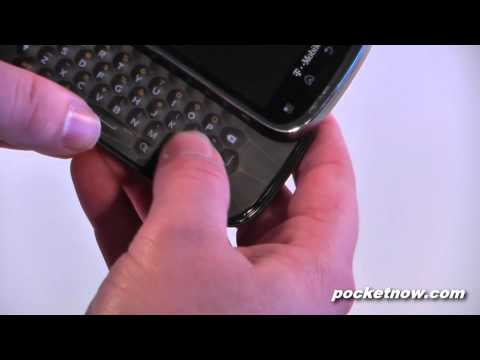 T-Mobile Motorola Cliq 2 Unboxing.