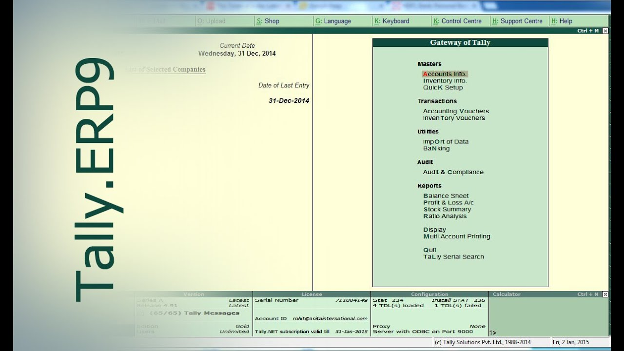 how do you create bank payment voucher in tally