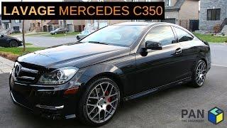 Mercedes-Benz C350: Entretien Esthétique Complet !!!