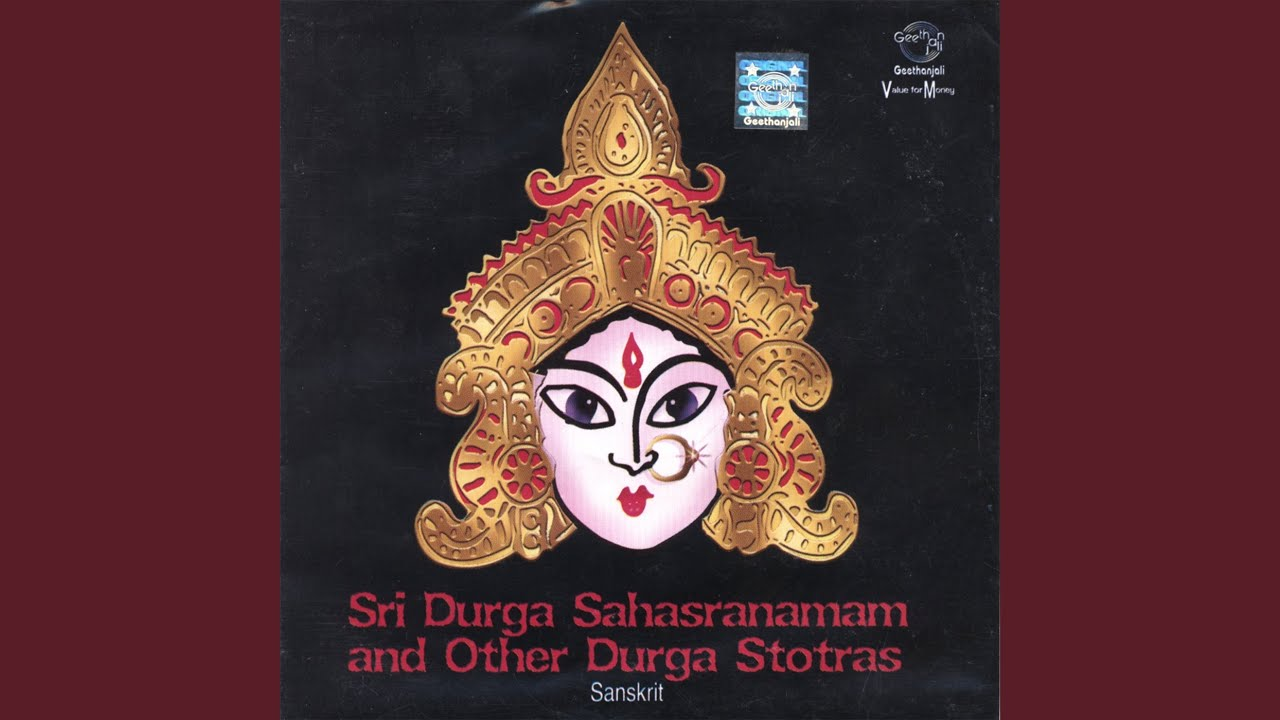 Sri Durga Chandrakala Stuti - Dr  R  Thiagarajan | Shazam