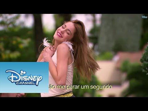 Violetta: Momento musical: Violetta dança ¨En mi mundo¨