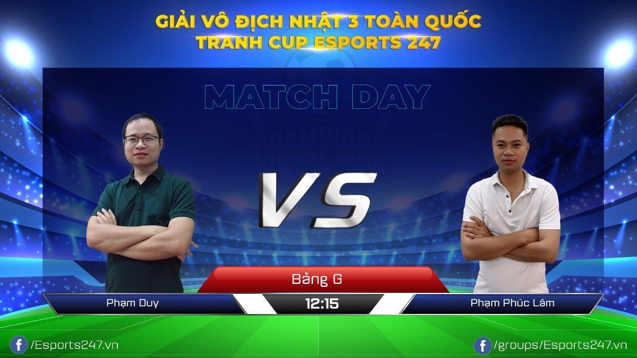 Phạm Duy (Bắc Giang) vs (Quảng Ninh) Phúc Lâm | Giải vô địch Nhật 3 toàn quốc