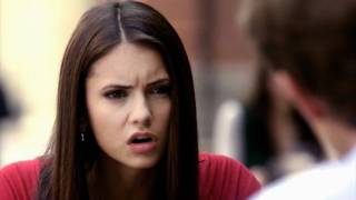 S01E06 Стефан рассказывает Елене о вампирах