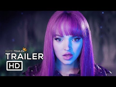 DESCENDANTS 3 Teaser Trailer (2019) Disney Movie HD