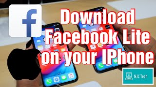 How to Download Facebook Lite on your IPhone screenshot 2
