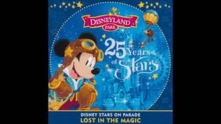 Disney Stars on Parade Full soundtrack