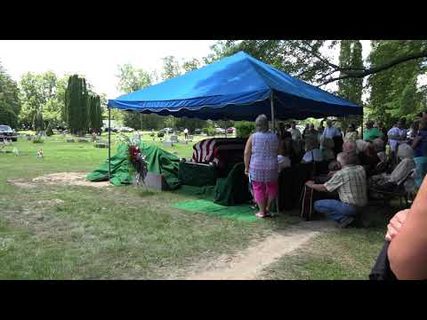 C0017  Frank Foster Funeral 2017-07-17