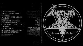 Venom - Welcome To Hell (Original) - 11 Red Light Fever (720p)