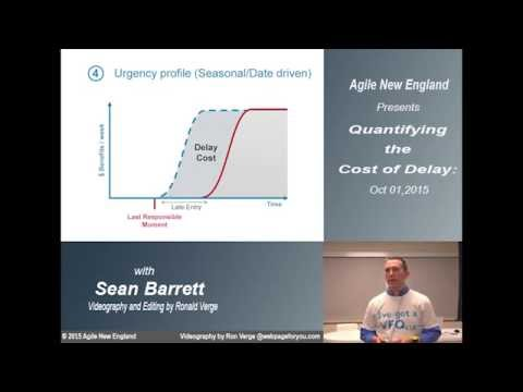 Quantifying the Cost of Delay