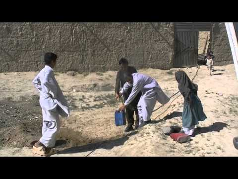 Afghanistan Wind Electric Water Pumping with VFD