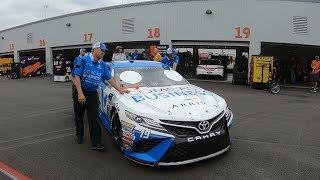 NASCAR Race - Behind the Scene - Pit & Garage Tour at Richmond!!!