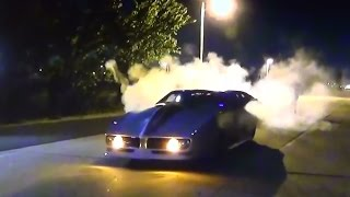 Street Outlaws Overrun As Sky Outlaws Invade The 405