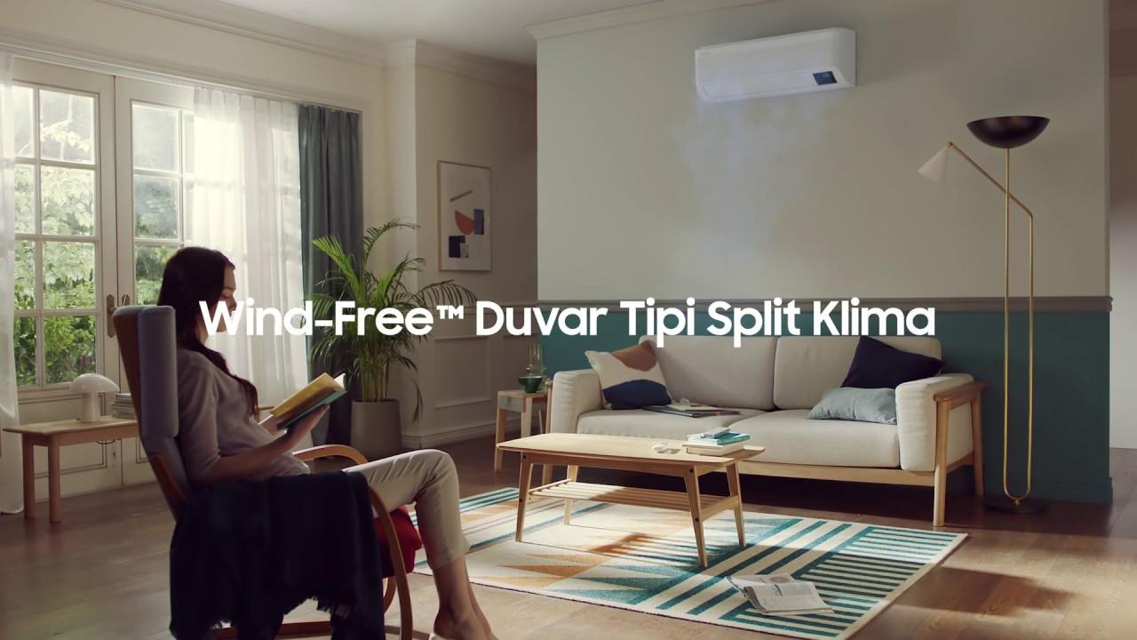 Wind-Free Split Klima | Samsung