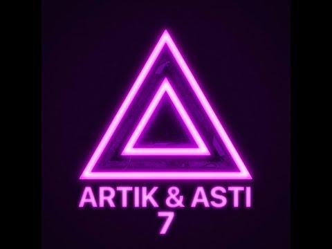 Artik & Asti - Девочка танцуй 1 ЧАС ПОДРЯД