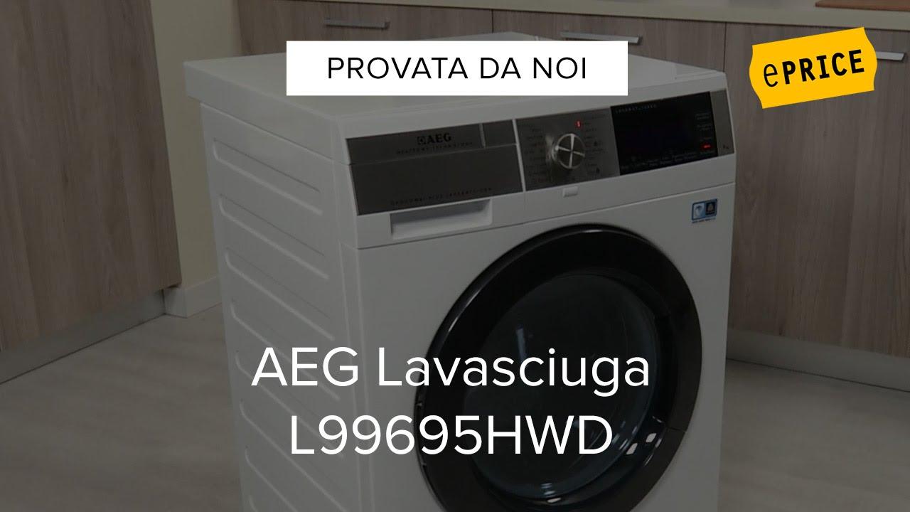 Video Recensione Lavasciuga AEG L99695HWD - YouTube