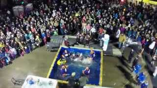 2014 POLAR PLUNGE Great Falls Montana