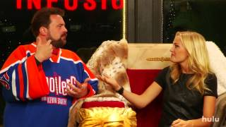 Spoilers with Kevin Smith: Interview with Malin Akerman