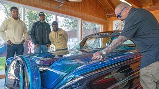 Kevin Hart Meets a Lowrider Club   Kevin Hart's Muscle Car Crew