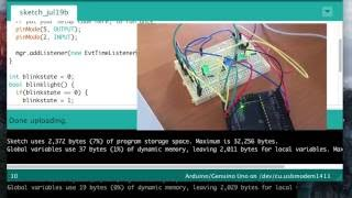 Arduino Event-Based Programming