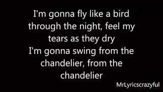 Download Sia - Chandelier HD (Lyrics On Screen) Mp3 and Videos