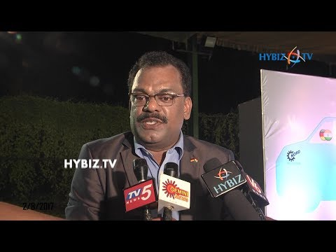 P L Muthusekkar | Nord Drivesystems Extra Mile Service Vehicle Launch