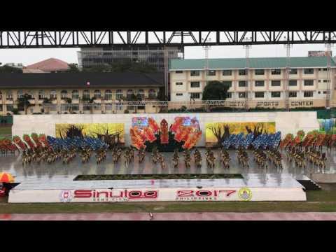 Sinulog sa Barangay 2017 (HD) 2nd placer TRIBU LUMAD BASAKANON