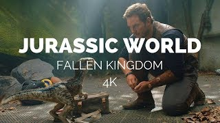 Jurassic world  fallen kingdom 4k
