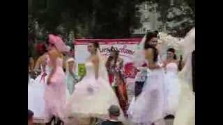День Краматорска  невесты