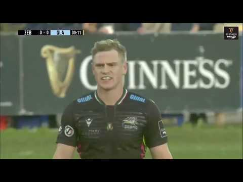 Guinness PRO14 2019/20 Rd 6: Zebre vs Glasgow Warriors 7-31 HIGHLIGHTS